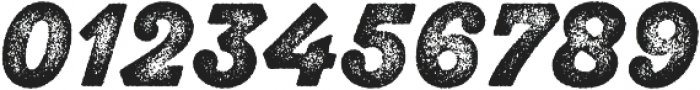 SantElia Rough BlackThr otf (900) Font OTHER CHARS