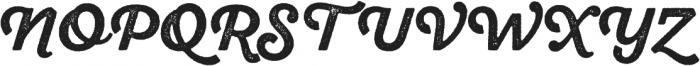 SantElia Rough Bold otf (700) Font UPPERCASE