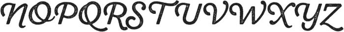 SantElia Rough Regular otf (400) Font UPPERCASE