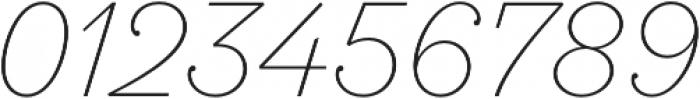 SantElia Script Alt ExLight otf (300) Font OTHER CHARS