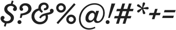 SantElia Script Regular otf (400) Font OTHER CHARS