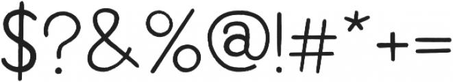 Santa Fiora Sans otf (400) Font OTHER CHARS