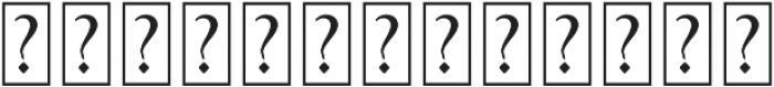 Santuy_swash otf (400) Font LOWERCASE
