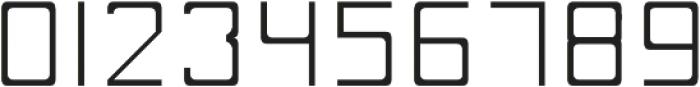 Saola Sans otf (400) Font OTHER CHARS