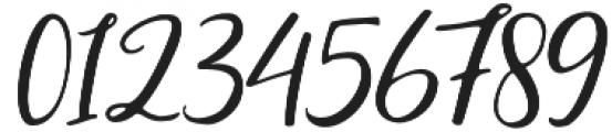 Saphira Script Regular otf (400) Font OTHER CHARS