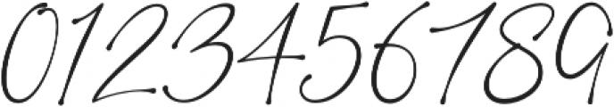 Saritha otf (400) Font OTHER CHARS
