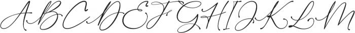 Saritha otf (400) Font UPPERCASE