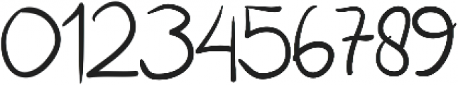Sathar otf (400) Font OTHER CHARS