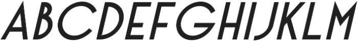 Sauvage ttf (700) Font UPPERCASE