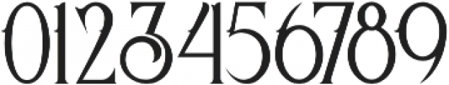 Savana Regular otf (400) Font OTHER CHARS