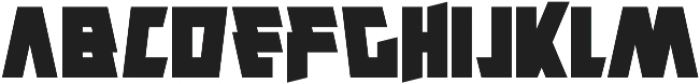 Savantism otf (400) Font UPPERCASE