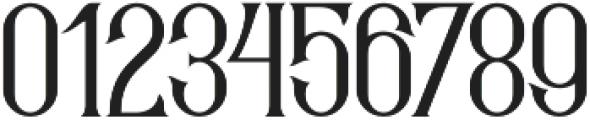 Savaro otf (400) Font OTHER CHARS