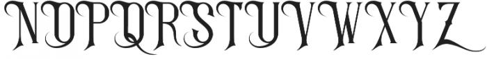 Savaro otf (400) Font UPPERCASE