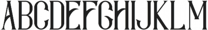 Savaro otf (400) Font LOWERCASE