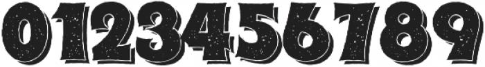 Savath Rust otf (400) Font OTHER CHARS
