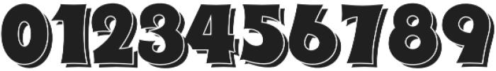 Savath otf (400) Font OTHER CHARS