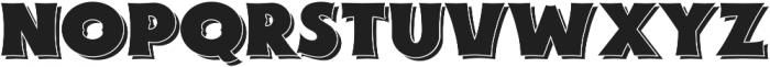 Savath otf (400) Font UPPERCASE