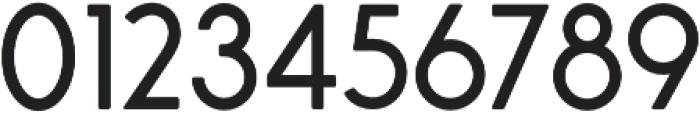 Saveur Sans Round otf (400) Font OTHER CHARS