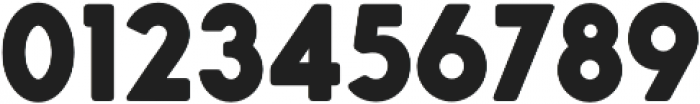 Saveur Sans Round otf (700) Font OTHER CHARS