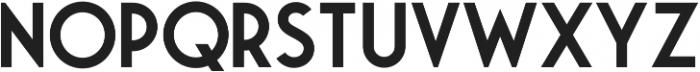 Saveur Sans Semi-bold ttf (600) Font UPPERCASE