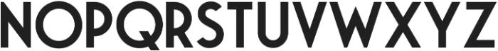 Saveur Sans Semi-bold ttf (600) Font LOWERCASE