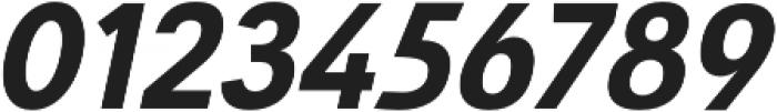 Savigny Bold Norm Italic otf (700) Font OTHER CHARS