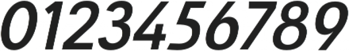 Savigny Medium Norm Italic otf (500) Font OTHER CHARS