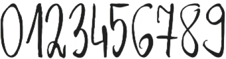 Savory otf (400) Font OTHER CHARS