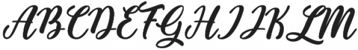 Sawasdee otf (400) Font UPPERCASE