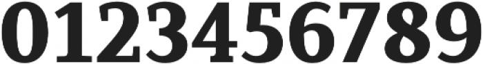 Saya Serif FY Black otf (900) Font OTHER CHARS