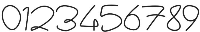 Sayyidati Regular otf (400) Font OTHER CHARS