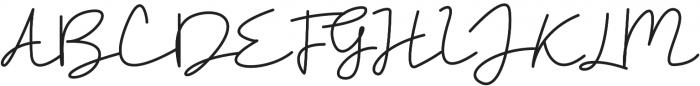 Sayyidati Regular otf (400) Font UPPERCASE