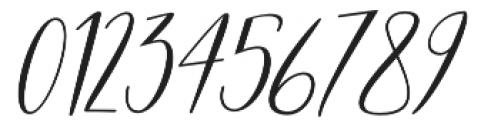 samanthaslant script otf (400) Font OTHER CHARS