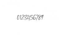 Sagitarius Signature Font Font OTHER CHARS