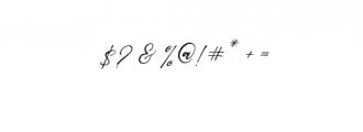 Saltacrus Font OTHER CHARS