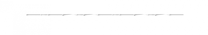 Saltacrus Font LOWERCASE