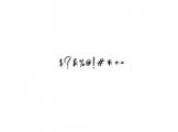 Salute Riches - Handwritten Font Font OTHER CHARS