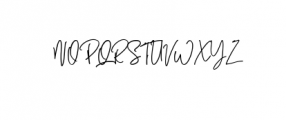Salute Riches - Handwritten Font Font UPPERCASE