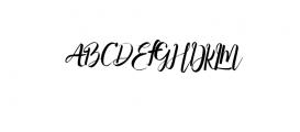 sallas Font UPPERCASE