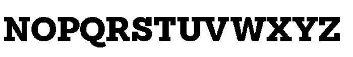 Sanchez Niu Black Font UPPERCASE