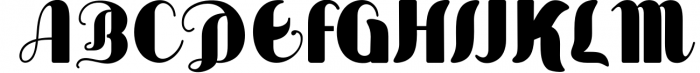 Sabor (PROMOTIONAL PACK) 2 Font UPPERCASE