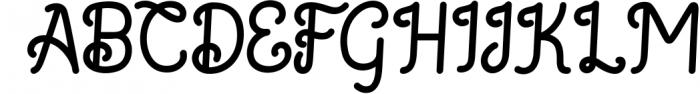 Saffa Recordminded Font UPPERCASE