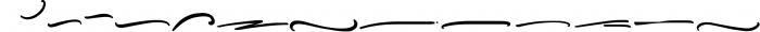 Saltery Brush Font 2 Font LOWERCASE