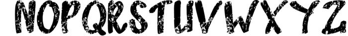 Sandbrain Family 3 Font UPPERCASE