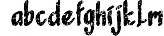 Sandbrain Family 3 Font LOWERCASE