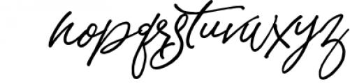Sandy Brown Font LOWERCASE