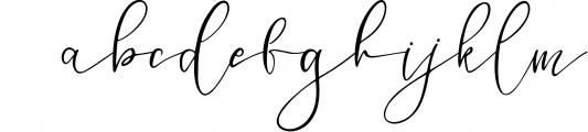 Santoy | Hand Lettering Font Font LOWERCASE
