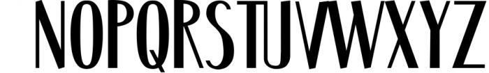 Sao Miguel - A Sans Serif Font Font UPPERCASE