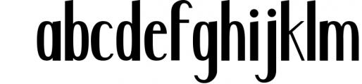 Sao Miguel - A Sans Serif Font Font LOWERCASE