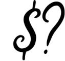 Saphira Script 1 Font OTHER CHARS